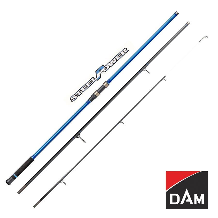 Καλάμι Ψαρέματος Casting Dam SteelPower Blue Surf